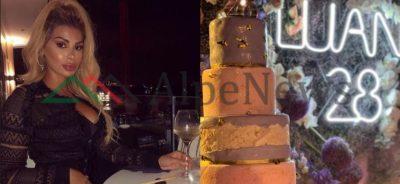 DITËLINDJA E 28-TË/ Brenda festës madhështore së Luana Vjollcës  (FOTO+VIDEO)
