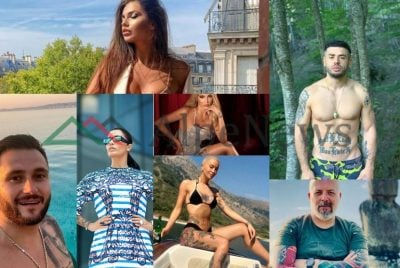 NGA MINIMALISTE TEK ATO QË MBULOJNË TRUPIN/ Këto janë tatuazhet që kanë zgjedhur VIP-at shqiptarë