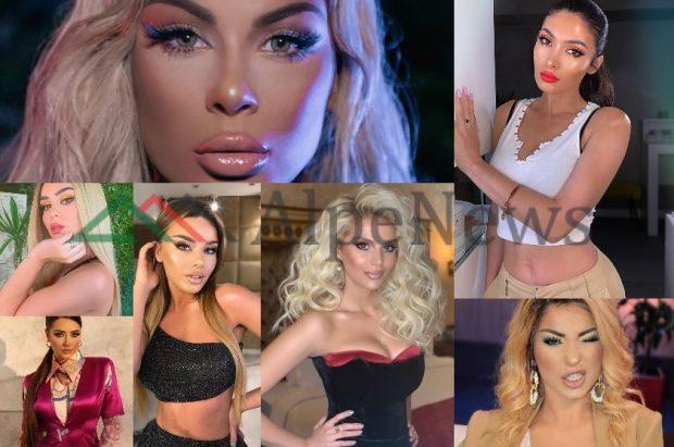 """VIP-ET QË U """"DASHURUAN"""" ME GRIMIERËT E TYRE/ Ja cilët janë të preferuarit e bukurosheve shqiptare"""