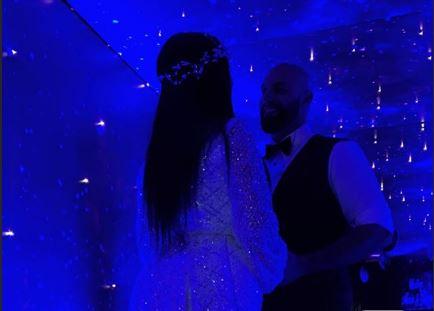 SI NJË PRINCESHË/ Dalin PAMJET brenda dasmë së vajzës së Stefi Priftit (VIDEO)