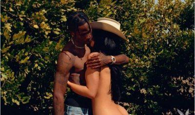 "NUDO PËR ""PLAYBOY""/ Kylie Jenner postoi foton që po thyen rrjetin"