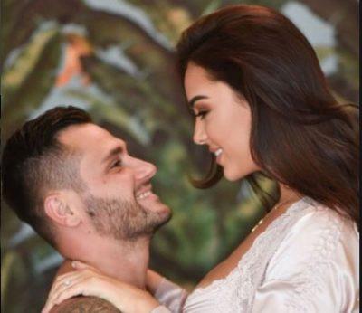 PUTHJE DHE LEDHATIME ROMANTIKE/ Xhensila sapo postoi videon më të bukur me Besin