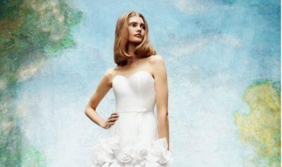 NJË MREKULLI/ Nuset e ardhshme do të mrekullohen pas trendit të ri të fustaneve
