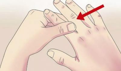 DUHET TA DINI PATJETËR/ Masazhoni gishtin tregues për 60 sekonda dhe shikoni çfarë ndodh me trupin tuaj