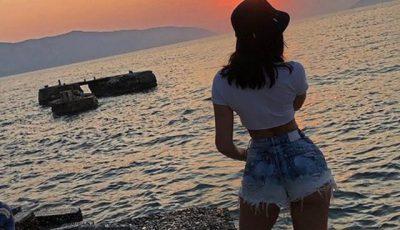 """""""GJITHË KJO FEMËR T'JEM BEQARE""""/ Këngëtarja shqiptare konfirmon lidhjen e dashurisë (FOTO)"""