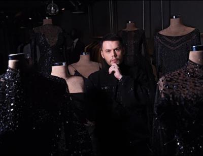 DUHET TA SHIKONI/ Ky është koleksioni 'Dream Couture' i Valdrin Sahitit në sfilatën e Class