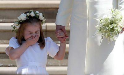 NUK E KISHIN THËNË/ Në dasmën e Meghan dhe Harry-t jeta e Princeshës Charlotte u vendos në rrezik