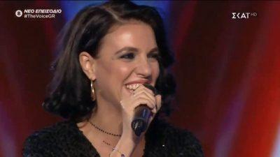 """BËRI NAMIN NË """"THE VOICE OF GREECE""""/ Këngëtarja ukrainase tregon pse zgjodhi të këndonte shqip"""