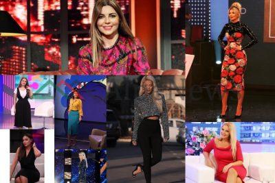NGA LULET E XIXAT TEK LËKURA/ Ja veshjet që moderatoret tona zgjodhën për javën që lamë pas (FOTO)