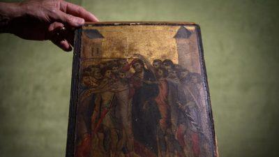 GRUAJA FITON 24.2 MILION EURO/ Zbuloi se piktura që mbante varur në kuzhinë ishte e rrallë (FOTO)