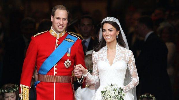SI NË PËRRALLA/ Ja historia e bukur e martesës së Kate & William