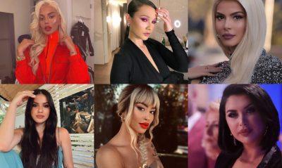 PO JU A E KENI? Këto vajza të njohura shqiptare kanë një tipar të ngjashëm që i bën shumë tërheqëse