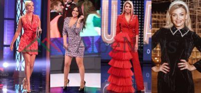 NGA E THJESHTA NË EKSTRAVAGANTE/ Këto janë veshjet e moderatoreve për këtë javë (FOTO)