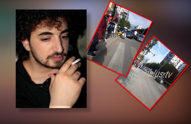 E PAPRITUR/ Aktori i njohur i humorit aksidentohet në Tiranë (FOTO)