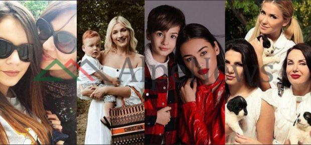 """U BËN PRINDËR NË MOSHË FARE TË RE/ Njihuni me personazhet e showbiz-it që """"thyen"""" tabutë (FOTO)"""
