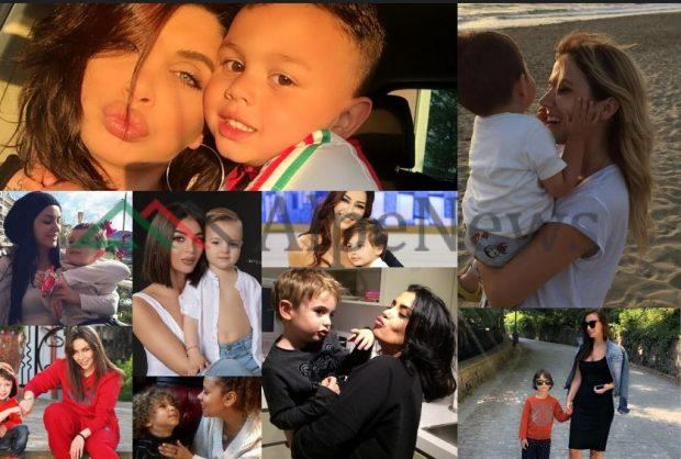 TË TALENTUARA, TË BUKURA DHE TË FORTA/ Këto femra shqiptare VIP janë mamatë single që duhet të merren shëmbull (FOTO)