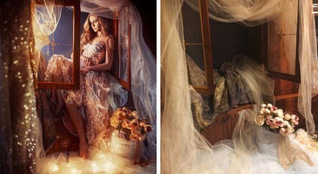 FANTASTIKE/ Këto pamje vërtetojnë se mund të shkrepësh një foto perfekte kudo, edhe në një kosh plehrash