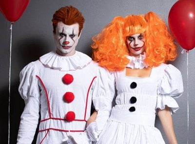 DUHET TI SHIHNI/ Ja si u veshën disa personazhe të njohur për Halloween (FotO)