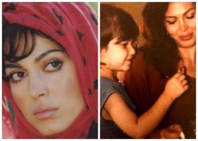 """PO BËN NAMIN NË RRJETET SOCIALE/ Vajza e """"Shamikuqes"""" ë hapat e së ëmës (FOTO)"""