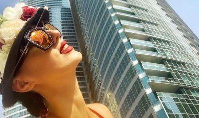 MBETËM GOJË HAPUR! Duhet ta shihni shtëpinë luksoze të Riselda Sejdijas në Dubai (VIDEO)