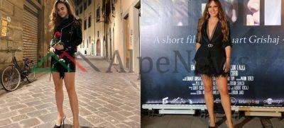 """BËNË """"XING"""" ME KËTO DETAJE/ Xhensila dhe Arbana shpenzojnë shumën marramendëse për këtë pamje (FOTO)"""