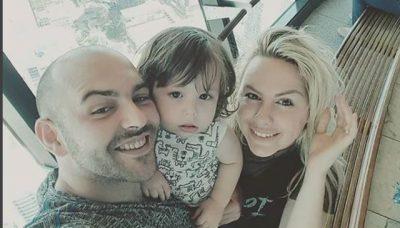 """""""MË SHKRIU ZEMRËN""""/ Pot lumturi, Vesa Luma zbulon talentin e të birit"""