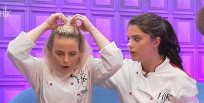 """""""JE SHUSHKË, JE MUSHKË""""/ Vajzat kapen prej flokësh në """"Hell's kitchen"""" (VIDEO)"""
