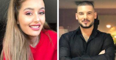 U FOTOGRAFUAN BASHKË/ Çfarë po ndodh mes Gerta Shinos dhe këngëtarit të njohur shqiptar?