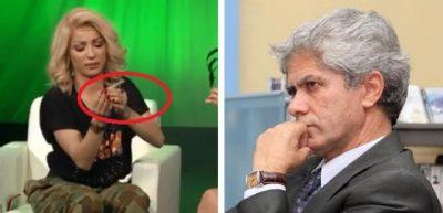 """""""DY VAJZA MENDJELEHTA…""""/ Pas sherrit me gazetarin, Roza Lati e thumbon sërisht: Kemi lënë barin…"""