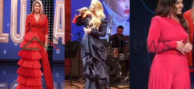 """NUK """"E NDAJNË DOT MENDJEN""""/ VIP-et shqiptare të fiksuara me trendin """"Edhe fustan, edhe pantallona"""" (FOTO)"""