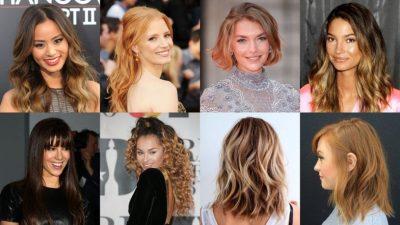 TEPËR INTERESANTE/ Na thoni modelin e flokëve, t'ju themi ç'thonë për ju!