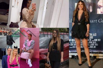 DO TË DASHUROHENI DHE JU SI VIP-et TONA/ Bukuroshet shqiptare ju tregojnë si ta vishni xhaketën tani e tutje (FOTO)