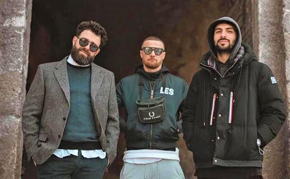 ÇFARË PO KURDISIN SËRISH? Ledri, MC Kresha dhe Lyrical Son fotografohen bashkë dhe diçka është në horizont (FOTO)