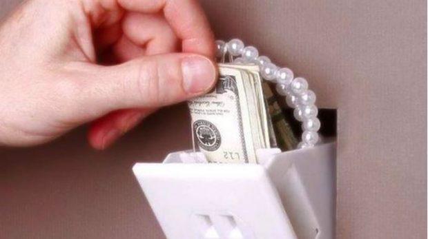 DO TË NA FALENDERONI/ Ku t'i fshihni sendet me vlerë në shtëpi