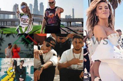 JASHTË KUFIJVE/ Artistët shqiptarë që bashkëpunuan me këngëtarët e huaj. Patën SUKSES apo… jo? (VIDEO)