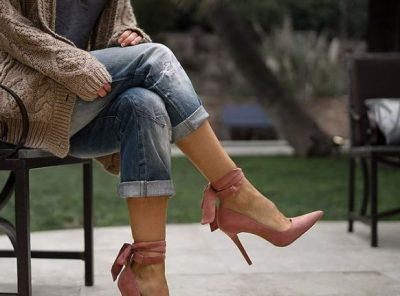 HIDHINI NJË SY/ Këpucët më të përshtatshme për çdo model xhinsesh