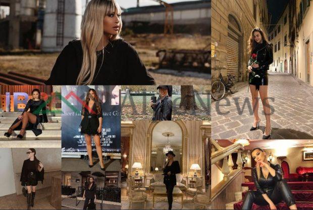"""""""TRENDI ALL BLACK""""/ VIP-et shqiptare ju tregojnë si të dukeni """"CLASSY"""" çdo moment të ditës (FOTO)"""