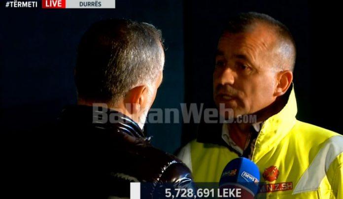 """""""EDHE QENTË JANË KONFUZ""""/ Shefi i Zjarrfikësve: Kemi mbi 30 orë që jemi në kërkim, kemi shpresa"""