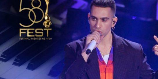 """NATË E MBUSHUR ME SURPRIZA/ Zbulohen detajet e para të performancës së Mahmood në """"Festivalin e 58-të të RTSH-së"""""""
