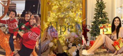 """""""NGA FAMILJA IME TE JUAJA""""/ Ja si i uruan VIP-at shqiptar Krishtlindjet këtë vit (FOTO)"""