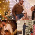 ATMOSFERA E FESTAVE TË FUNDVITIT/ Këto familje VIP ndanë me ne videot më të ëmbla