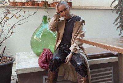 LEXOJENI DY HERË SEPSE NUK DO TA BESONI/ Ja sa kushtojnë këto çizme të Lori Hoxhës! (FOTO)
