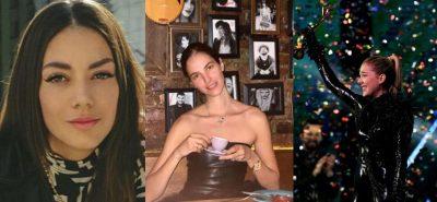 NËN RITMIN E KËNGËS SË SAJ/ Emina Cunmulaj e thotë troç se cilën nga vajzat mbështeti në festival: Fituese gjithmonë në…