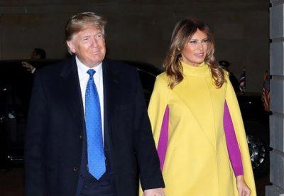 MORI VËMENDJEN E TË GJITHËVE/ Palltoja e verdhë e Melania Trump kushton plot 4700 paund
