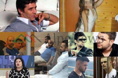 NGA KAPJA ME DROGË E DERI TEK AKUZAT PËR PËRDHUNIM/ Këta janë VIP-at shqiptarë që nuk i shpetuan përballjes me drejtësinë!