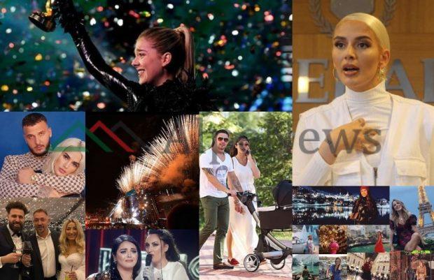 NDARJE, SKANDALE, TRAGJEDI…/ Showbiz-i i vitit 2019 i përmbledhur në 9 FOTO!