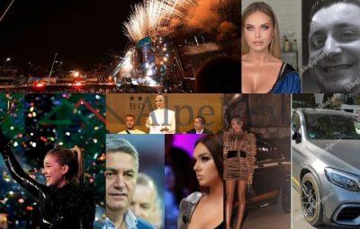 NGA ARRESTIMET E DERI TEK PËRFSHIRJA ME BOTËN E KRIMIT/ Këto janë 6 ngjarjet më të bujshme të VIP-ave për 2019!
