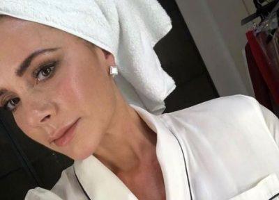 KA FYTYRË SUPER TË PASTËR/ Victoria Beckham është e fiksuar pas maskës me glasë zogu