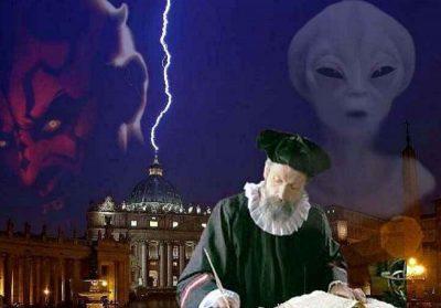NGA LUFTA E TRETË BOTËRORE DERI TEK KATASTROFAT NATYRORE/ 7 profecitë e frikshme të Nostradamusit për vitin 2020!