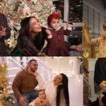 SUPER ATMOSFERA/ Video-t familjare të VIP-ave që sollën shpirtin e festave!